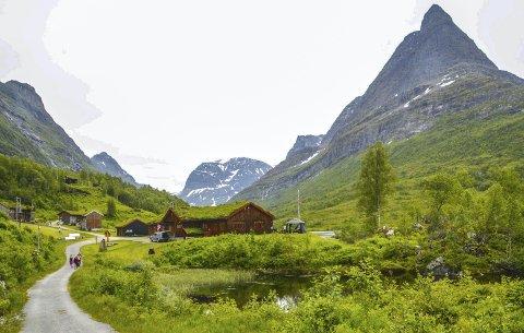 STRENGERE: Innerdalen, også kjent som Norges vakreste dal, kan få strengere vern hvis Trollheimen blir omgjort til nasjonalpark. Arkiv