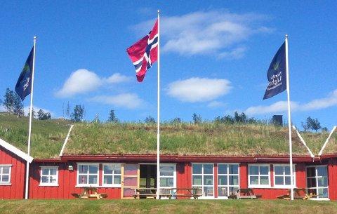 Ljøsenhammeren kafé i Misvær.