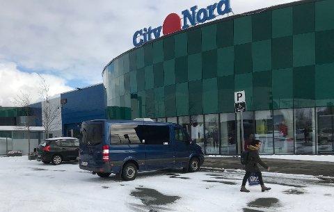 ÅPNER BUTIKK: Norrøna åpner butikk på City Nord i mai 2021.