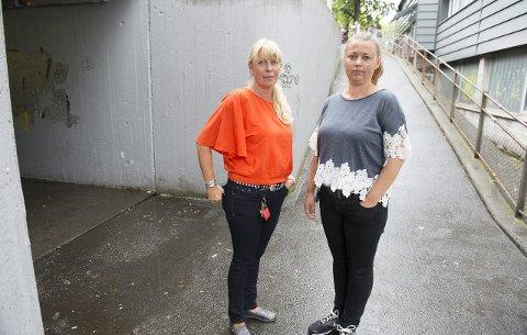 Hege Njøten og Cecilie Wilde ved Straxhuset mener brukerrom er første steg for å hindre overdoser og for å få bukt med den åpne russcenen som har dannet seg i området. For dem medfører dagens situasjon økt påkjenning, ettersom de ikke har fått flere ressurser etter at de fikk en økning i besøkstallene sine.