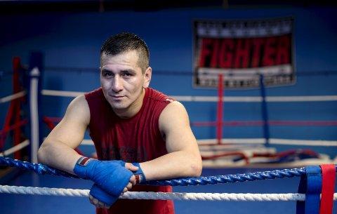 Klar for sitt livs kamp: Milton Barrios Galarreta (29) skal forsøke seg på EM-tittelen i profesjonell kickboksing på hjemmebane i august. Det vil i så fall være hans største      prestasjon som utøver. Norsk-bolivianeren håper å ta tittelen foran et stort publikum i hjembyen Bergen.