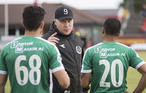 Det er ikke tilfeldig at Brann har sendt tre spisser på utlån i løpet av sesongen til Nest-Sotra og Steffen Landro. Det gir garantert mål!