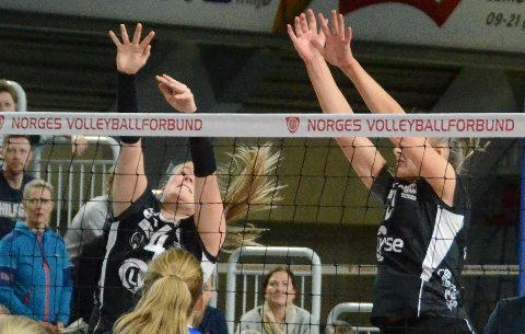 Verdifull: Randabergs Live Sørbø (med nummer 4 på brystet) ble kåret til NM-finalens mest verdifulle spiller.