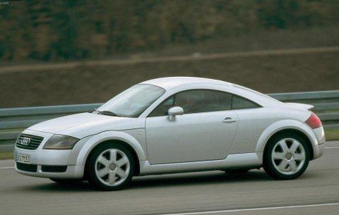 Audi TT har allerede blitt en klassiker, her er det grunn til å tro at prisene vil stige framover.