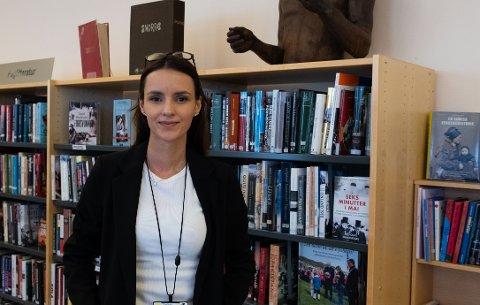 BEREIST: Før Kimera Skollenborg kom til Nordkapp, så bodde hun nesten to år i Costa Rica sammen med hunden sin.