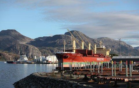 Vektarstreika kan få konsekvensar for Fjord Base