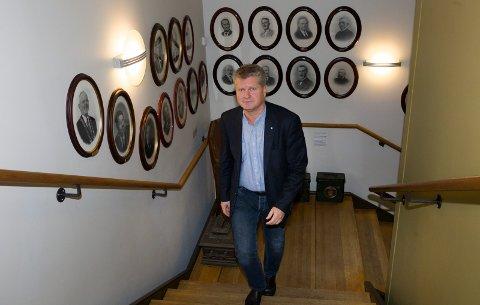 Dag Willien Eriksen gikk mandag av som rådmann i Hvaler kommune.