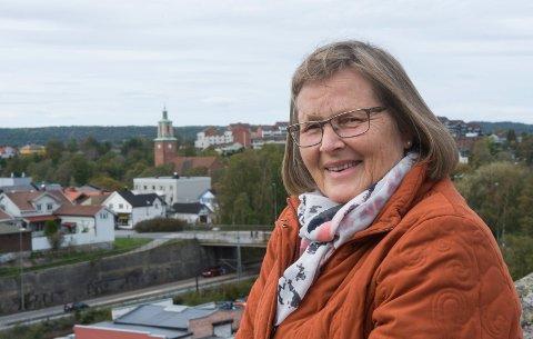 Anne-Grethe Kinn