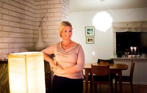 Nina K. Hareide-Larsen sier det har vært fantastisk å jobbe i DNB. Men hun vil ikke si hvor hun er på vei. Men ifølge Kampanje begynner hun hos Facebook Norge.