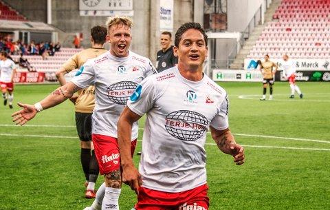 FÅR SJANSEN: Kjell Rune Sellin får sjansen fra start mot Hødd.