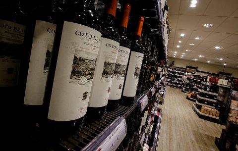 Vinmonopolet setter opp prisene.