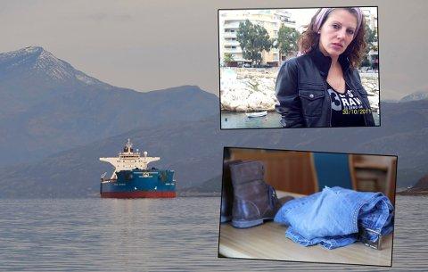 malmbåt anangel explorer kvinne savnet