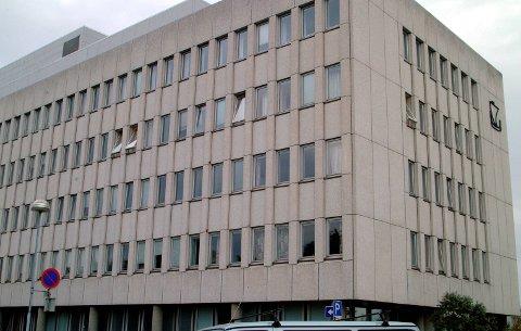 Har mindre å rutte med: Politikerne i fylkeshuset i Bodø har fått mindre å rutte med.