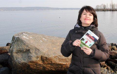Forfatteren Anne-Britt Harsem, da hun ga ut den første boken i trilogien sin om overgrepsofre i Tysfjord.