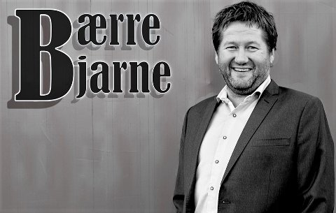 ALEINE: Bjarne Brøndbo fra DDE kan du se og høre på Redninga denne uka.