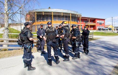 Politihøgskolens utdanningssenter Kongsvinger får nytt kurs.