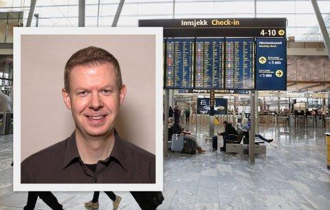 Allan Jensen mente det var feil at han ikke fikk være med på flyet til USA, og saksøkte flyselskapet. Etter over to år har han fått medhold.
