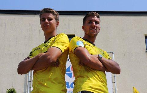 TIL NEDERLAND: Martin Samuelsen skal i kommende sesong spille i VVV-Venlo i den nederlandske toppdivisjonen.
