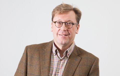 HØYE FORVENTNINGER: - Vi har høye forventninger, dette er kjempegøy, sier administrerende direktør i Husbanken, Osmund Kaldheim, om kandidatjakten.