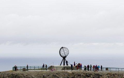 Nordkapp-platået. Foto: Vegard Wivestad Grøtt / NTB scanpix