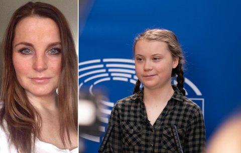 – Er vinnerkultur i idrett er bedre enn vinnerkultur i politikk og klima, spør Nann Jovold-Evenmo og sammenligner hyllingen av Ingebrigtsen-klanen med reaksjonene på Greta Thunbergs klimatale.