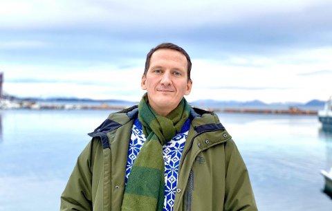 EN GLEDENS DAG: Marino Jonassen tror at regjeringens forslag til ny rusreform vil få positive følger.