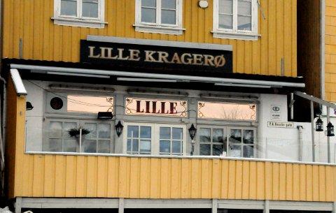 PÅ GRENSEN: Hvis «Lille Kragerø» får 10 prikker etter kontrollen i april, ligger de svært nær grensen får å kunne miste bevillingen for en periode. (Arkivfoto)