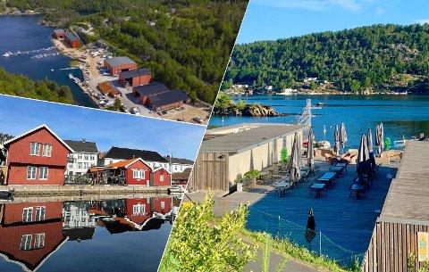 SOMMERJOBBER: Kiil-Sandtangen AS i Kjølebrønd, Onkel Oskar i Kragerø sentrum og Kragerø Resorts beach club på Stabbestad er blant dem som ser etter nye medarbeidere.