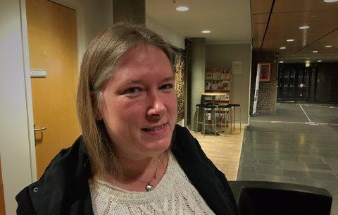 FERSK HØYREPOLITIKER: Cathrine Hvasshovd, Høyre, tidligere Krf og uavhengig, er fast medlem av helseutvalget.