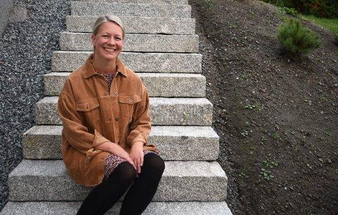 NY DAGLIG LEDER: Anita Aleksandersen