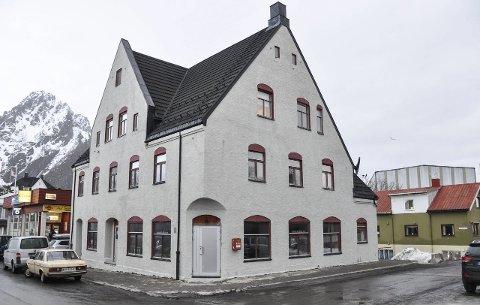Selges: Allaktivitetshuset skal selges etter at de to tjenestene flytter ut. Foto: Åshild Marita Håvelsrud