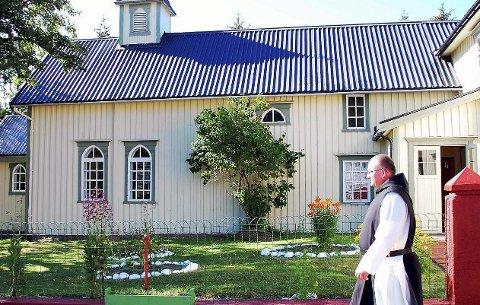 Nest størst: Den katolske kirken i Lofoten har nest flest medlemmer etter Human Etisk Forbund i Vestvågøy. Menigheten fikk tilskudd for 85 medlemmer fra Vestvågøy kommune i fjor.