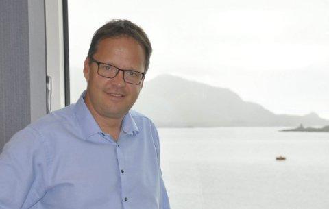 Konkurransevilkår: Direktør Sigvald Rist i Lofotprodukt og moderkonsernet Insula mener det er vanskelig å kjempe mot sjømatprodusenter i EU. Han mener Norge bør vurdere mindre importvern for landbruksprodukter fra EU mot tollfri adgang for norsk bearbeidet sjømat.