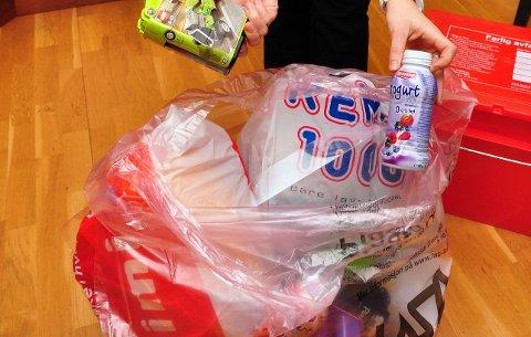 Plast: Sorteringen av husholdningsplast i Lofoten er god og skal fortsette.