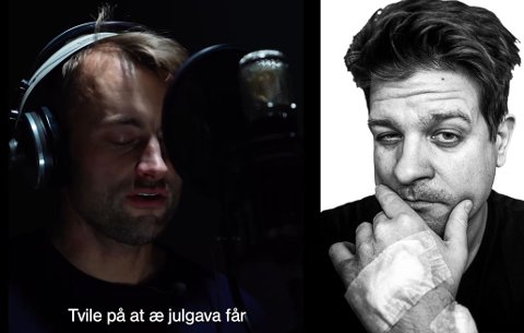 Redaktør  Emil Viksell i musikkmagasinet Gaffa er ikke veldig imponert over sangprestasjonene til Northug.