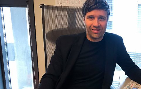 Ansvarlig redaktør Arne Reginiussen