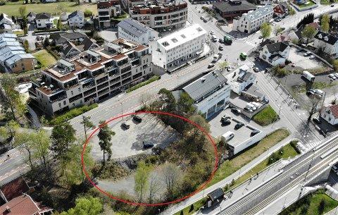 Statsforvalteren har avvist klagene på reguleringsplanen for Ekebergveien 231-233-235, som ligger mellom Ekebergveien og trikkelinjen. På den innringede tomten (nummer 231) planlegges nye boliger og noe næring.