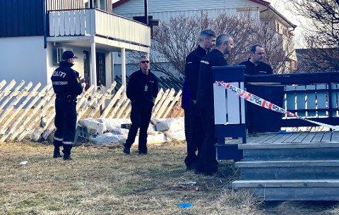 SKUTT OG DREPT: Gísli Thor Thorarinsson (40) døde av skuddskadene han ble påført natt til lørdag 27. april.