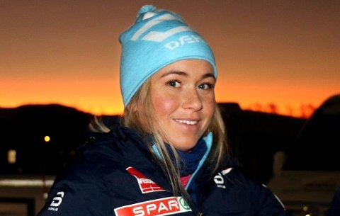 Silje Theodorsen ble nummer 13 og nest beste norske løper på tremila i Holmenkollen lørdag.