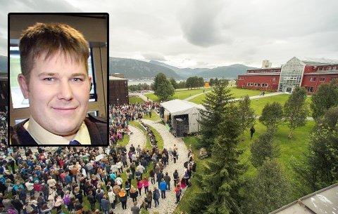 - SYND: Jørn Olsen (innfelt) synes det er synd at Trygg Vakt ikke får være med i konkurransen om vakthold på Universitetet i Tromsø.