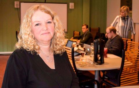 BEKLAGET: - Også vi synes kostnadssprekken på Skreia renseanlegg er beklagelig, sa vann- og avløpssjef Elisabeth Harrang i møte med formannskapet i Østre Toten.