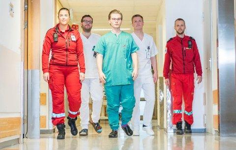 TRENGER DEG: Sykehuset Innlandet har bedt folk om å melde seg med sin kompetanse i tilfelle de trenger deg i tiden som kommer.