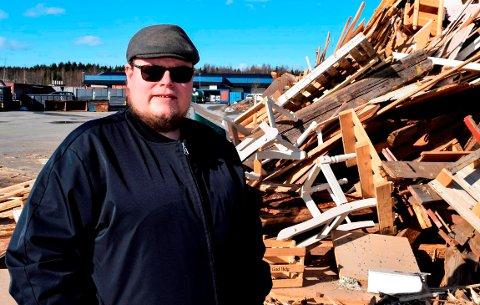 REAGERER: Basert på egne erfaringer henvendte Tor Gaute Lien seg til kommunens kontrollutvalg om åpenhet, innsyn og klagebehandling i Horisont miljøpark IKS.