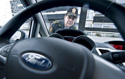 Ungdom og trafikk: UP-sjefen kommer med noen alvorsord