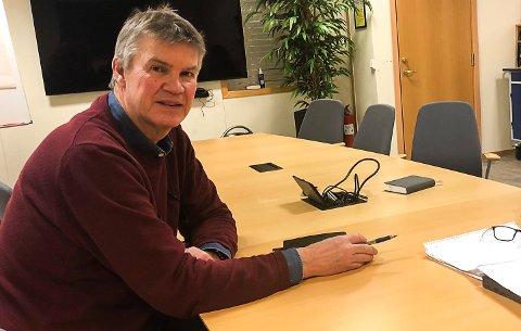 HAR GOD BEREDSKAP: Ordfører Erik Bringedal sier kommunen nå er  klare til å handle raskt dersom man skulle få virusutbrudd i Larvik.