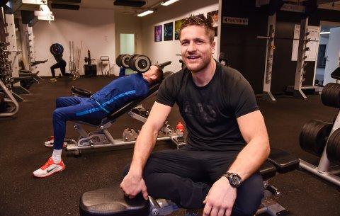 ØKER: Robert Paulsbyen og Paulsbyen Gym orienterer seg mot Hvermansen. Nå har han bikket 800 medlemmer, og overgått sine egne forventninger. – Med tanke på hvor spesielt 2020 ble, er jeg utrolig fornøyd med tallene, konstaterer gym-eieren.