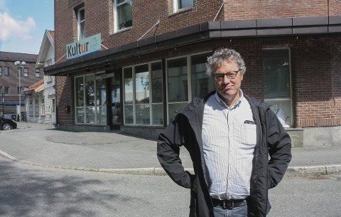Torstein Haugland er rådgiver i rådmannens stab.