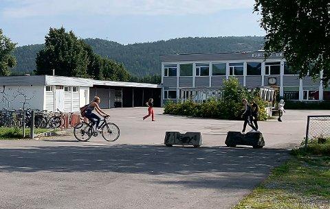 Kjølnes-saken etterforskes som trusler, etter en hendelse på skolen mandag 2. november.