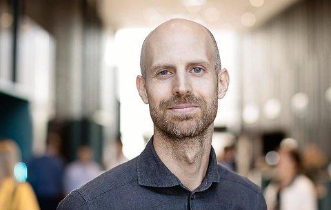 NY DAGLIG LEDER: Bård Havenstrøm Hansen.