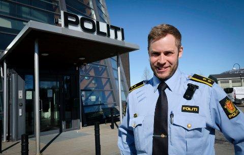 Leder for patruljeseksjonen ved Mo i Rana politistasjon, Joakim Einhaug, forteller at de vil være til stede på Snapchat under Verket - en kommunikasjonskanal med lav terskel for å melde fra.